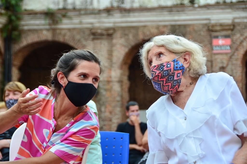 RAVERTA:  ESCUCHANDO A LOS JUBILADOS Y JUBILADAS APRENDIMOS A SUPERAR LAS CRISIS