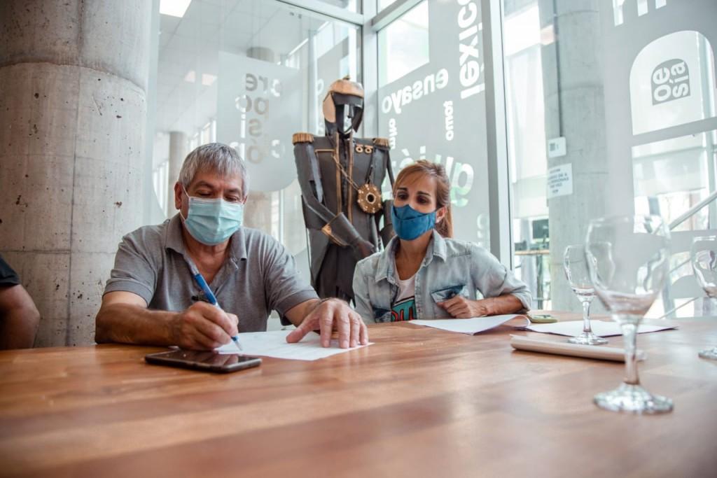 SINDICATO DE TRABAJADORES MUNICIPALES  :  EL ACUERDO ALCANZADO EN PARITARIAS AUN PUEDE SER MEJORADO