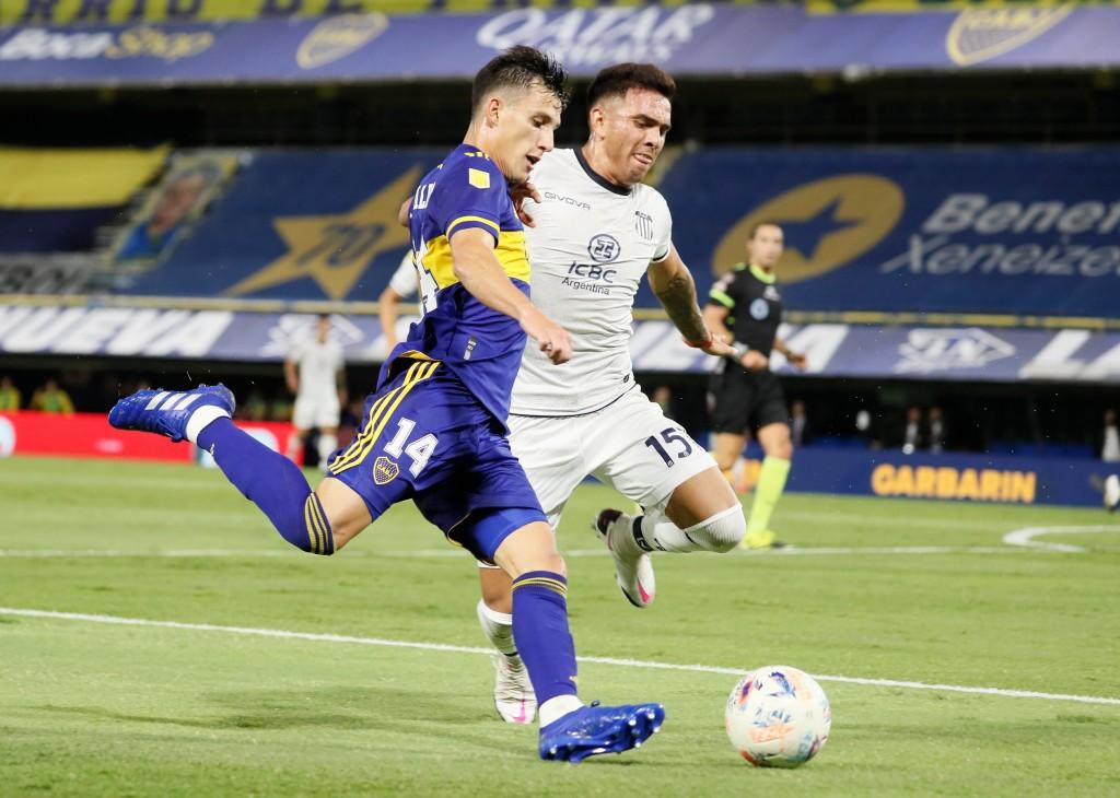 Boca Juniors perdió con Talleres de Córdoba por 2 a 1