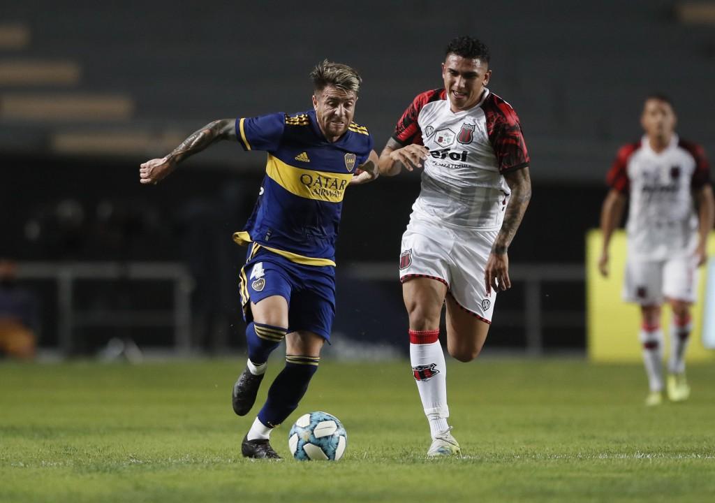 Boca Juniors ganó y clasificó a octavos de final
