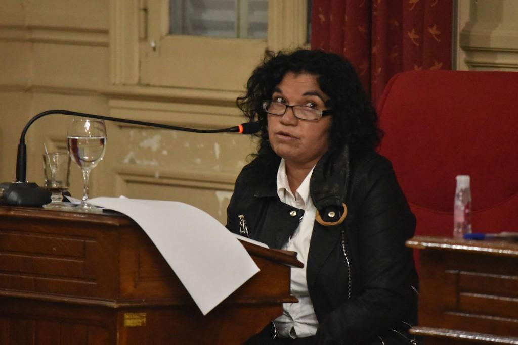Medina : Hay concejales que presentan proyectos sin saber el plan Jurisdiccional ni protocolos
