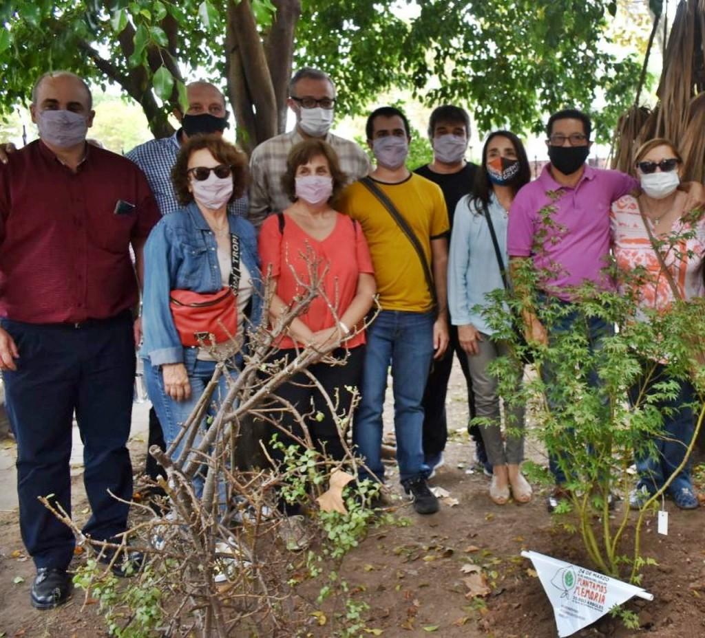 Concejales del PJ-Frente de Todos dijeron presente en el Día de la Memoria