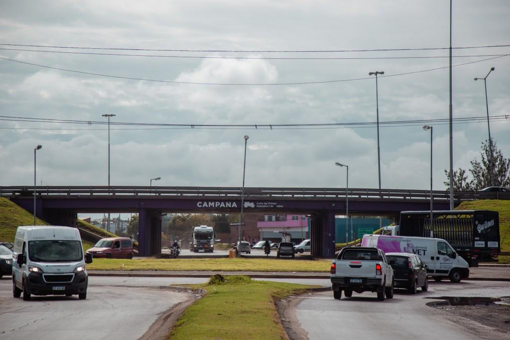 El Municipio y Vialidad avanzan en la construcción de una nueva rotonda para empezar a darle solución al problema del tránsito en la zona de Mc Donald´s