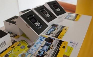 Abella volvió a presentar el proyecto para entregar botones antipánico