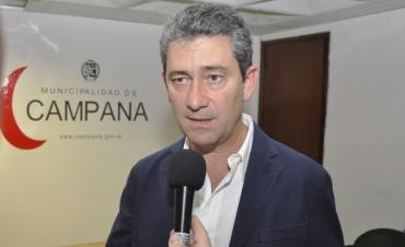 """Dr. Juan Pablo Álvarez Echagüe  """"Por iniciativa de la Intendente Giroldi, en la semana del 11 de mayo realizaremos un operativo documental"""""""