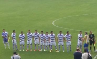 Villa Dálmine le ganó a Juventud Unida Universitaria de San Luis por 3 a 1