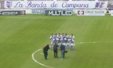 Villa Dálmine empató con Central Córdoba de Santiago del Estero por 1 a 1
