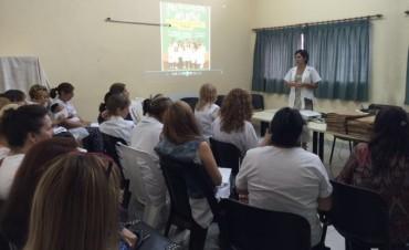 ProSane: se realizó una reunión informativa con docentes