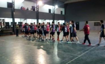 El equipo de intermedia de handball del CBC logró un gran triunfo ante Estudiantes de Caseros