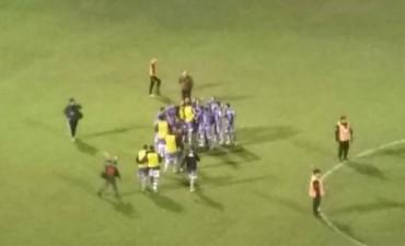 Villa Dálmine le ganó a Ferrocarril Oeste por 3 a 1