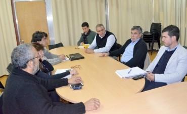 El Municipio coordina acciones en materia de transporte con localidades de la región