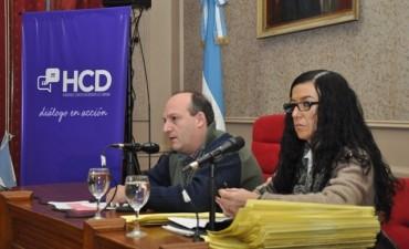 HCD: Se creó el Consejo de Seguridad Municipal
