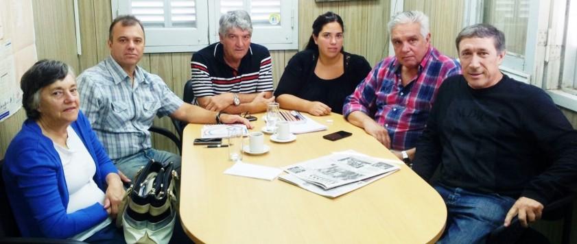 Concejales FpV: Más de 1000 trabajadores de la construcción no pudieron celebrar su día porque no tienen trabajo