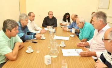 Se realizó una nueva reunión del Consejo Consultivo de Seguridad