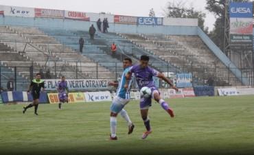 Villa Dálmine perdió con Gimnasia y Esgrima de Jujuy 2 a 1