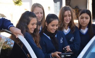Cuidando a mi ciudad por un día, el nuevo programa del Municipio destinado a alumnos de 4° año del secundario