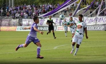 Villa Dálmine perdió con Nueva Chicago 3 a 2