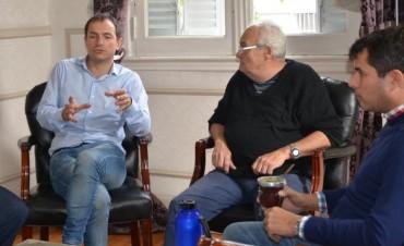 El Municipio y la CUCeI proyectan acciones para poner en valor la avenida Rocca