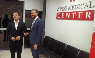 Swiss Medical Group inauguró un Centro Médico Ambulatorio en Campana
