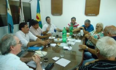 Horacio Genta fue reelegido como Presidente de la Cámara Unión del Comercio e Industria de Campana