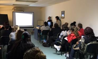 Se dictó la primera jornada de capacitación para enfermeros del Municipio