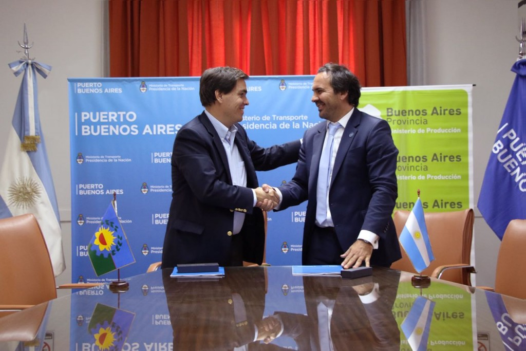 EL PUERTO BUENOS AIRES RECUPERÓ 80 MILLONES DE PESOS EN COPARTICIPACIONES
