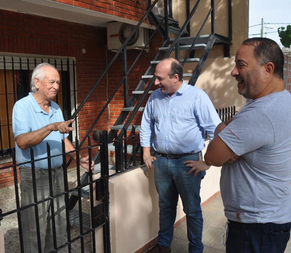 """Roses: """"Es importante generar un vínculo con los vecinos y responder a sus necesidades"""""""