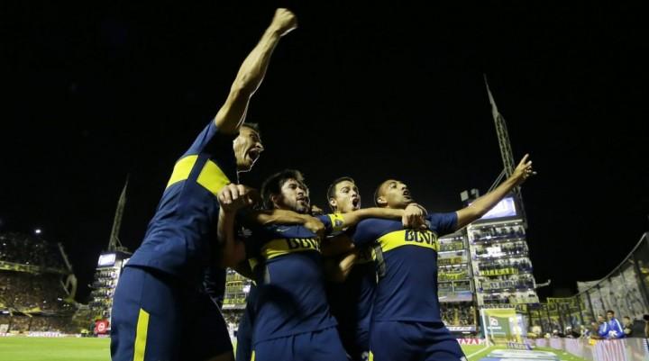 Boca Juniors venció a Talleres de Córdoba por 2 a 1