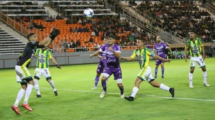 Aldosivi venció a Villa Dálmine 1 a 0