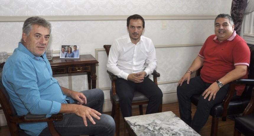 Abella felicitó al nuevo jefe de la DDI Zárate – Campana por su asunción