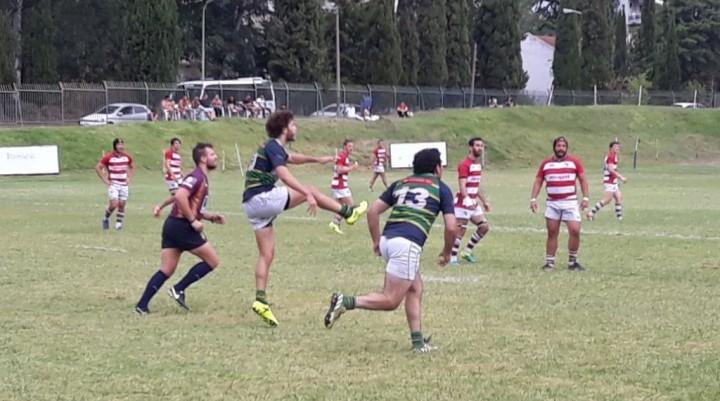 Debut con triunfo para el Club Ciudad de Campana