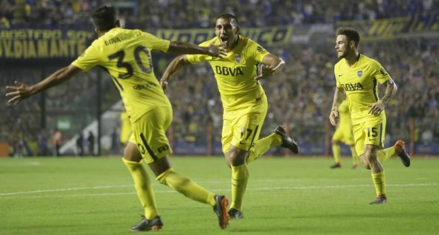Boca Juniors venció a Newells Old Boys y se acerca al bicampeonato