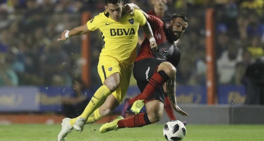 Programa de la fecha 25: El líder Boca Juniors visita a Gimnasia el domingo a las 11 horas