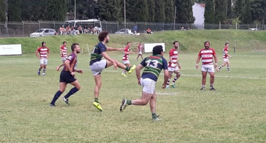 Club Ciudad de Campana derrotó a Porteño de General Rodríguez por 64 a 22