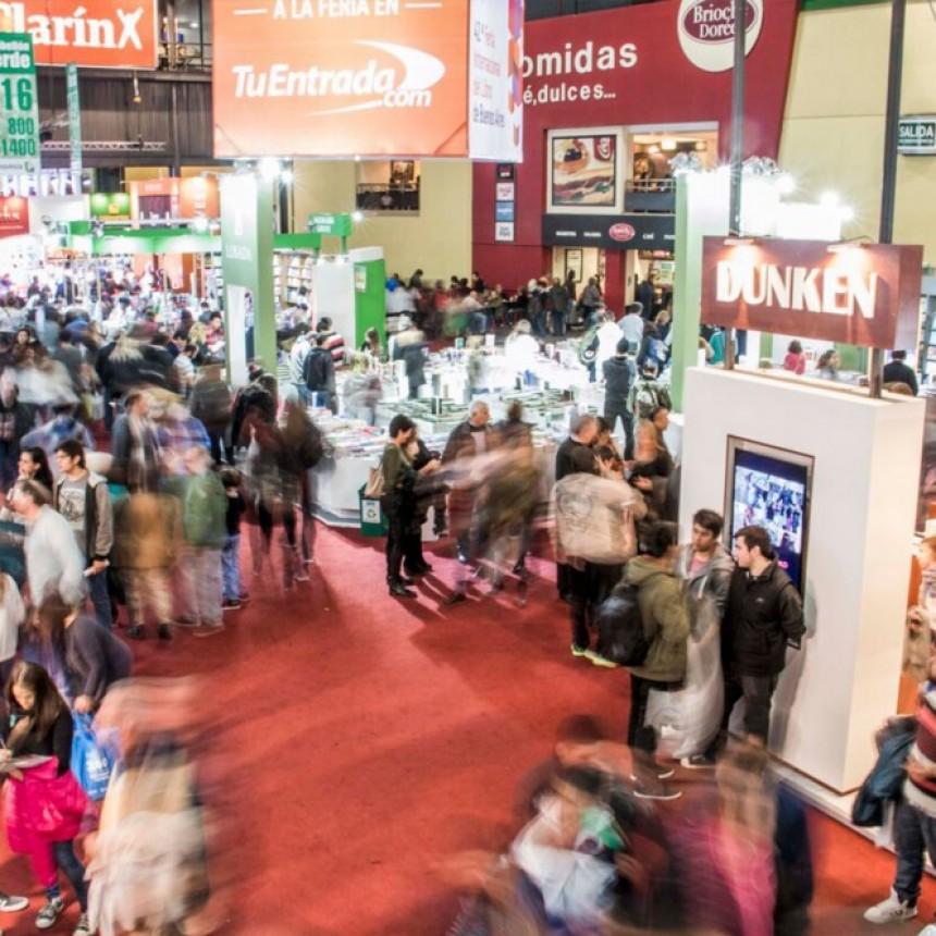 Este es el programa de hoy en la 44º Feria Internacional del Libro