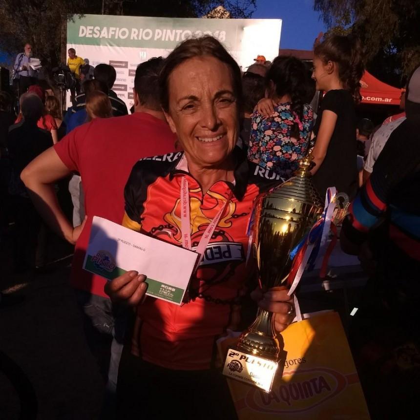Atodopedal Campana Team nuevamente es podio en el Desafío del Río Pinto 2018