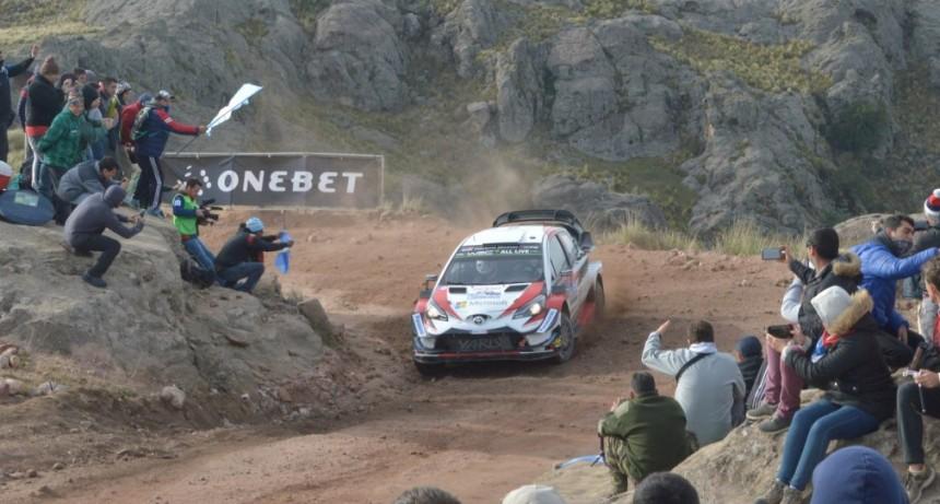 Finalizò la 38º Ediciòn del Rally Argentina organizado por el Automòvil Club Argentino