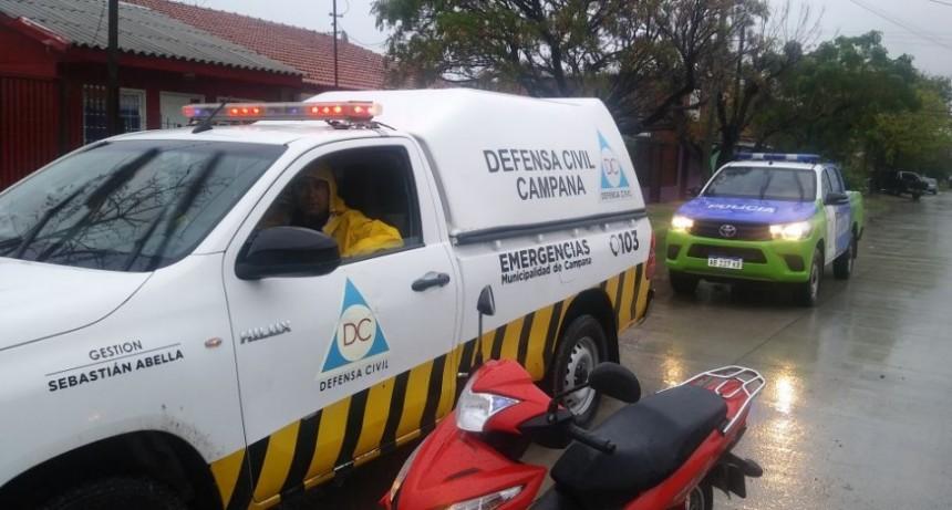 Continúa el intenso operativo del Municipio tras las lluvias