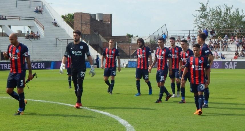 San Lorenzo de Almagró empató sin goles con Patronato