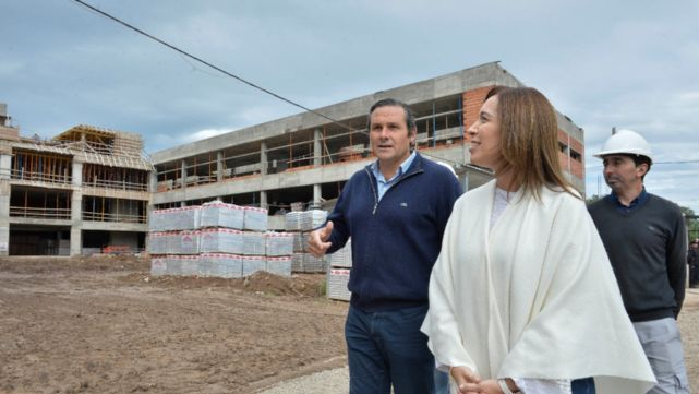 La Gobernadora Vidal pagó el anticipo del 5% a docentes