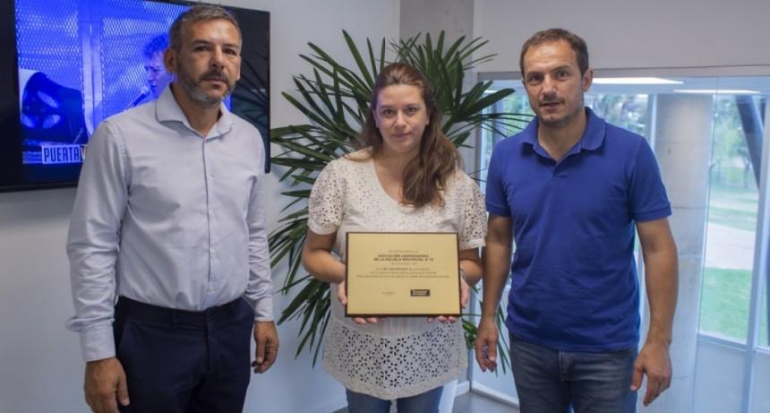 El Municipio entregó reconocimientos a instituciones de la ciudad