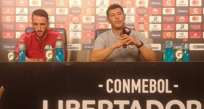 Jorge Almirón: Se logró solidez