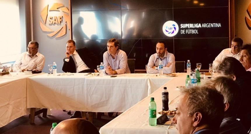 Se decidió el formato del sistema de competencia de la Copa Súperliga 2020