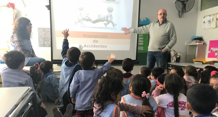 """Regresa el proyecto educativo """"Seguridad en la escuela y el hogar"""""""
