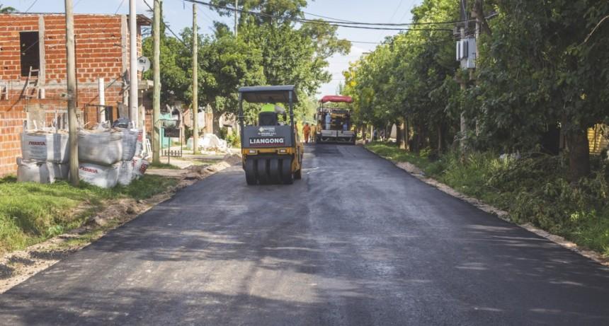 Otamendi: tras finalizar las obras, el transporte público cambia el recorrido