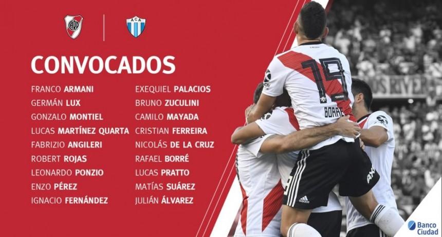River Plate debuta en la Copa Argentina 2019