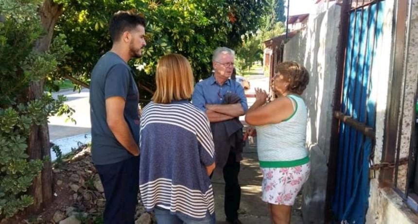 """Rubén Romano: """"Presentamos nuestras propuestas para que cada vecino sepa que hay una posibilidad de estar mejor"""""""