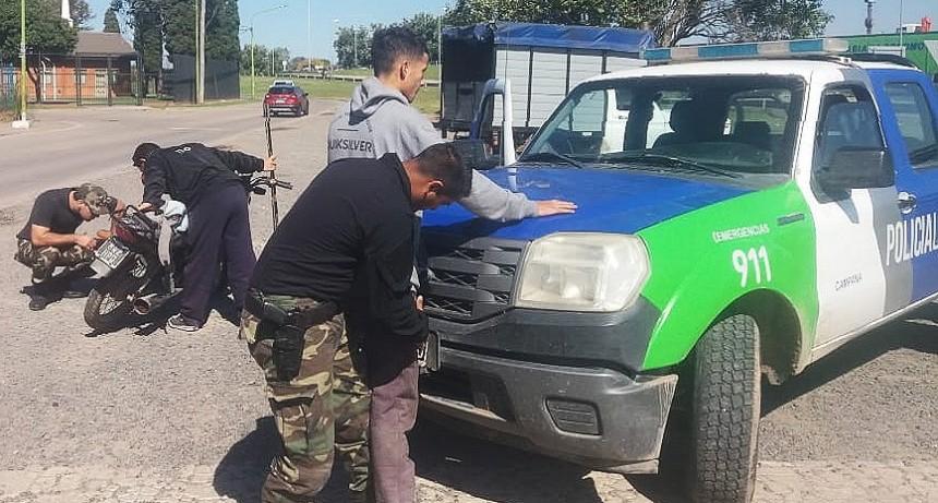 Instalarán en Ruta 4 y Panamericana un puesto de la policía rural