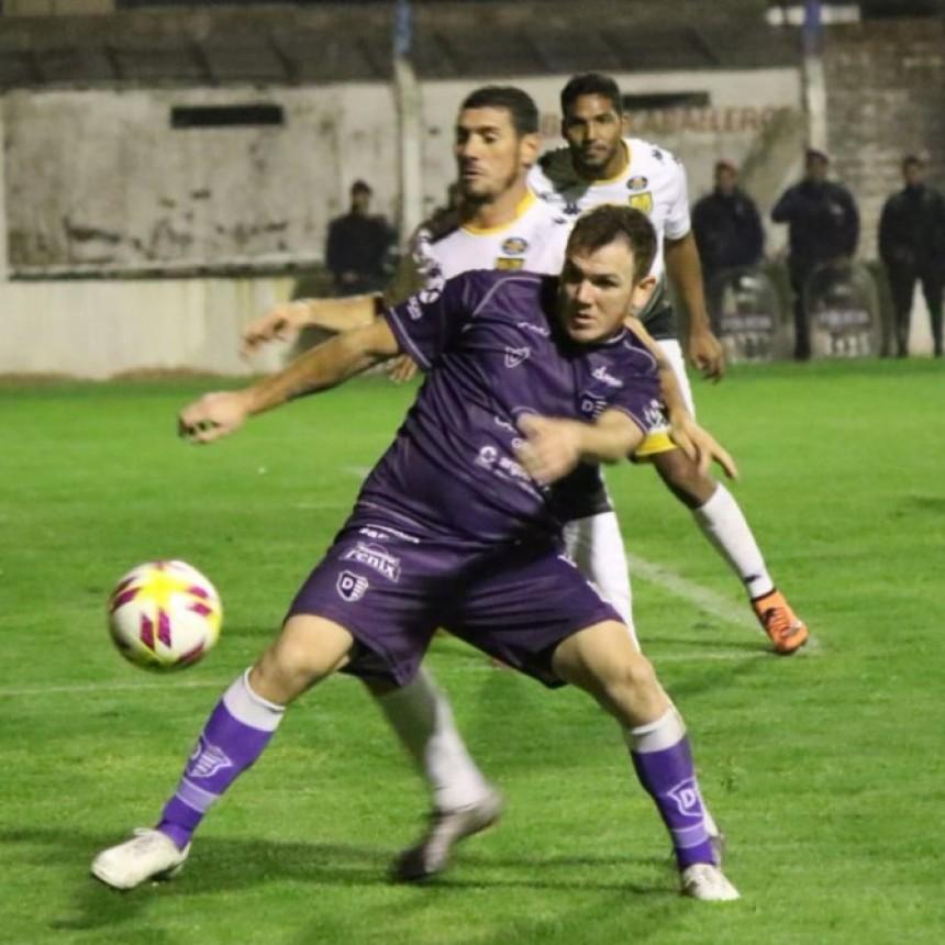 Santamarina y Villa Dálmine empataron 0 a 0 para el fin de temporada