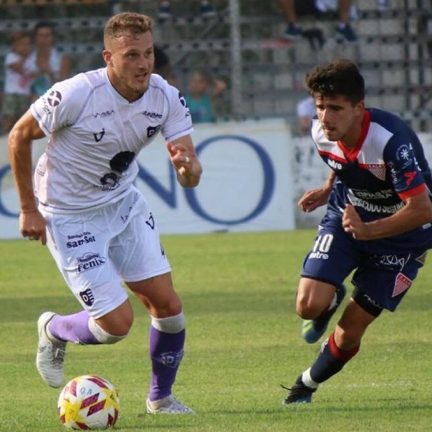 Nicolás Sansotre: perdimos muchos puntos en la etapa final